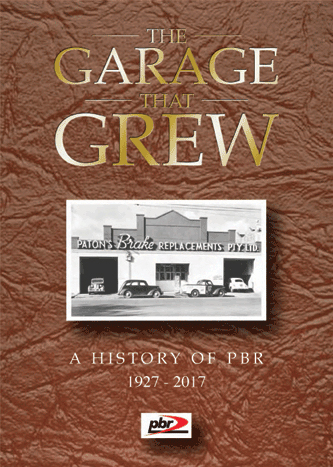 the garage that grew book